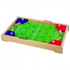 Wooden Pinball Football Game (M)