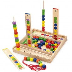 Beads Sequence Game