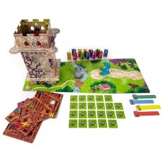 Dragon Tower Board Game